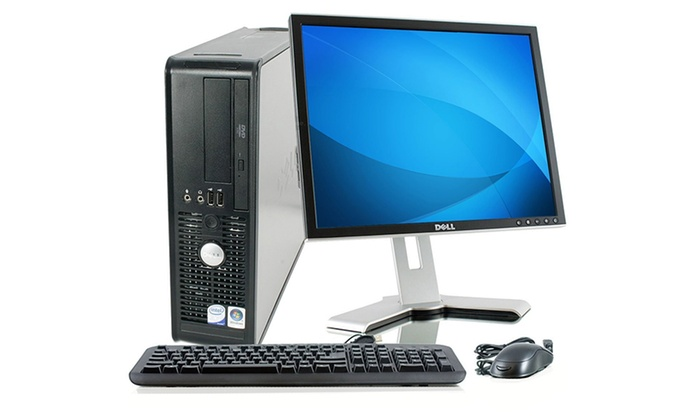 pc fixe dell gx760 reconditionn groupon shopping