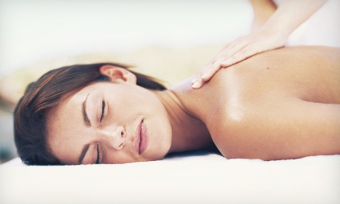 Spa Dhara - Fremont: 60- or 90-Minute Green-Tea or Acu-Touch Massage with an Infrared-Sauna Session at Spa Dhara in Fremont (Up to 69% Off)