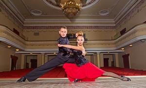 Enchanted Ballroom: Group Ballroom Dance Lessons Plus 1 Private Lesson at Enchanted Ballroom (81% Off)