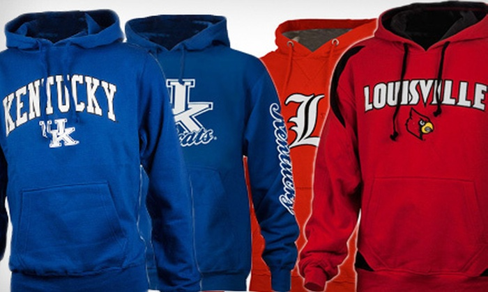 Fan Outfitters - Multiple Locations: $10 for $20 Worth of University of Louisville and University of Kentucky Apparel and Merchandise at Fan Outfitters