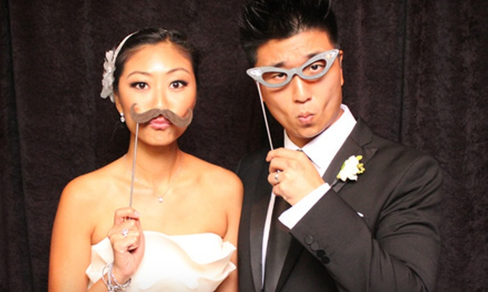 Facebooth - North Jersey: $599 for a Three-Hour Photo-Booth Rental from Facebooth ($1,200 Value)