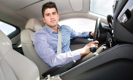 Curso para obtener el carné de coche con 6 prácticas por 34,90 € en 5 centros a elegir