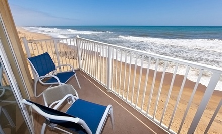 Groupon Deal: Stay with Daily Breakfast for Two at Sea Ranch Resort in Kill Devil Hills, NC. Dates Available into April.