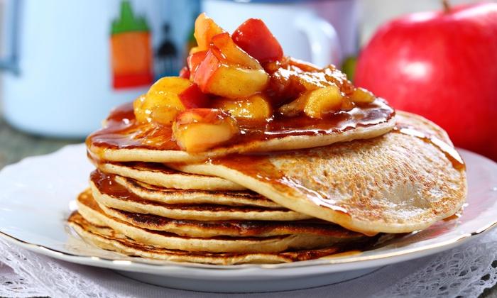 The Breakfast Lounge - DePaul: One Order of Fries with Purchase of Lunch  at The Breakfast Lounge
