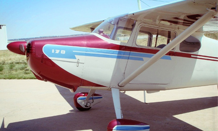 AirOshinuga - Temecula: One- or Two-Hour Scenic Flight for Two from AirOshinuga (Up to 51% Off)