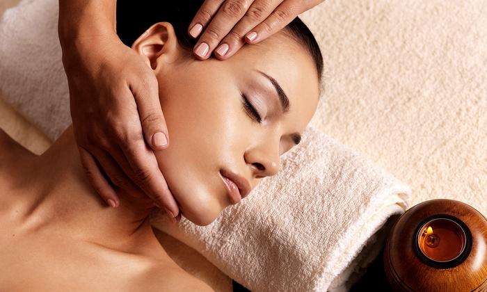 Caesar Spa - Multiple Locations: C$59.99 for 30-Minute Hawaiian Massage, Stem-Cell Facial, and Eye Refiner Treatment at Caesar Spa (C$230 Value)