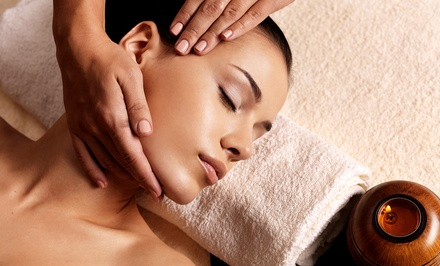 $59.99 for 30Minute Hawaiian Massage, StemCell Facial, and Eye Refiner Treatment at Caesar Spa ($230 Value)