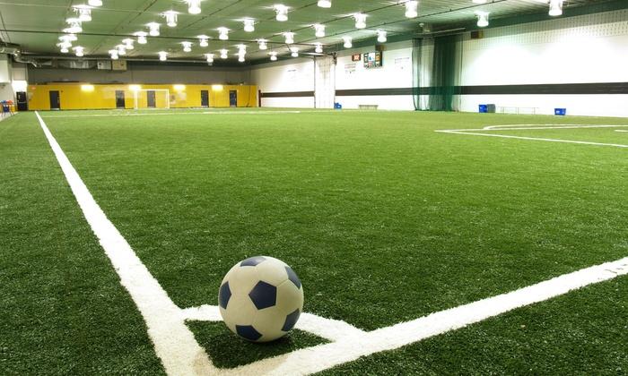 Memorial Indoor Sports Academy - Eldridge - West Oaks: $44 for $80 Worth of Indoor Soccer — Memorial Indoor Sports Academy