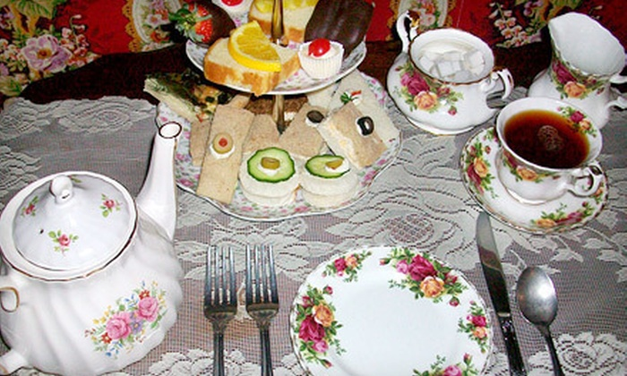Piccadilly Parlour Victorian Tea Room - Canfield: $5 for $10 Worth of Tea, Desserts, and Entrees at Piccadilly Parlour Victorian Tea Room