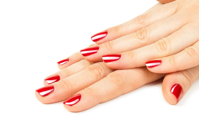 Wildflower Hair & Day Spa - Wildflower Hair & Day Spa: Classic or Shellac Spa Manicure and Deluxe Spa Pedicure at Wildflower Hair & Day Spa (Up to 51% Off)
