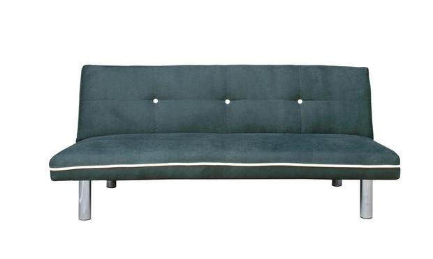 Ofertas sof cama clic clac otero de microfibra en cordoba for Sofa cama clic clac oferta