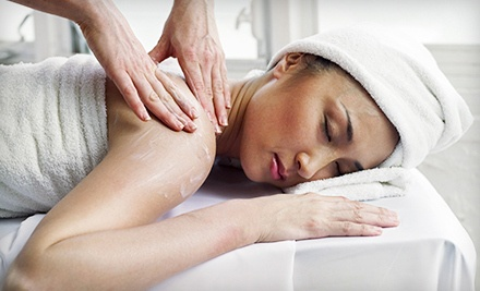 37 E Cross St. in Baltimore: 60-Minute Massage with Cold-Stone Therapy, Aromatherapy, and Wrap (a $125 value) - The Healing Path in Baltimore