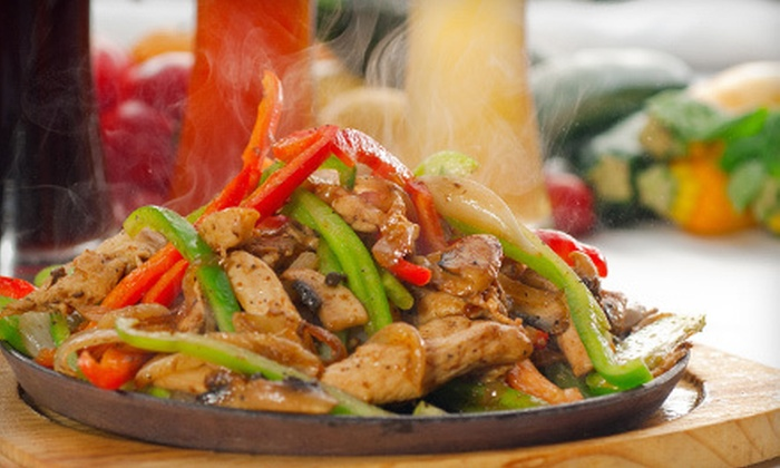 Fajita Junction - South Side: Dinner for Four or $10 for $20 Worth of Fajitas and Tacos at Fajita Junction
