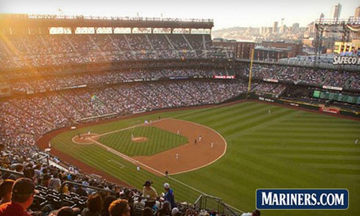 Seattle Mariners - SoDo: $60 for Mariners Safeco Field Suite Ticket and $10 Worth of Food or Merchandise (Up to $110 Value). Three Games Available.