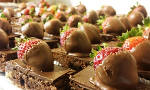 So Sweet Lebanese and French Pastries: Gourmet Desserts and Cakes at So Sweet Lebanese and French Pastries (Up to 40% Off). Two Options Available.