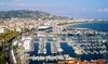 Cannes : chambre double standard avec pdj et parking