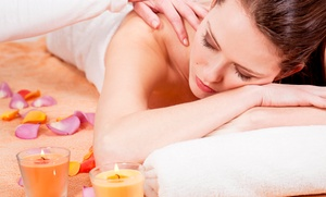 Dena Butterbaugh: $55 for a Spa Package with Scented-Oil Massage from Dena Butterbaugh ($125 Value)