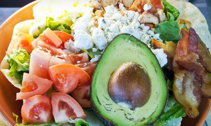 SaladSociety - Washington: $5 for $10 Worth of Soup, Salad, and Sandwiches at SaladSociety