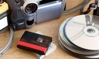 Digitalisierung von 3, 6, 9, 12, 15 oder 18 VHS auf DVD bis je 240 Min. Länge bei Boxreel (bis zu 86% sparen*)