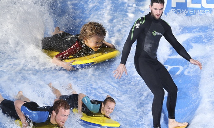Bodyflight Bedford - Multiple Locations: Indoor Surfing Experience For One or Two from £14.95 at Choice of Two Locations (Up to 52% Off)