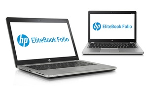 "Hp Elitebook Folio 14"" Laptop With Intel Core I7 Processor And 8gb Ram (refurbished)"