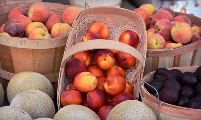 Echter's Nursery & Garden Center - Arvada: $10 for $20 Worth of Fresh Produce at Echter's Nursery & Garden Center
