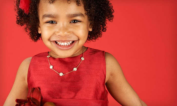 Children's Enamel Jewelry: Children's Enamel Earrings, Bracelets, and Necklaces (Up to 90% Off). 16 Options Available. Free Returns.