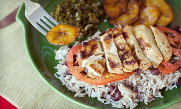 Mi Viejo San Juan Restaurant - Miami: Puerto Rican Cuisine at Mi Viejo San Juan Restaurant (Half Off). Two Options Available.