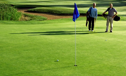 9- or 18-Hole Round of Golf for Two or Four with Cart at Bowling Green Country Club (Up to 53% Off)