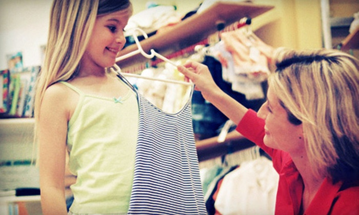 A Lily Bit of Fun - Rockville Centre: Kids' Clothing and Toys at A Lily Bit of Fun (Half Off). Two Options Available.