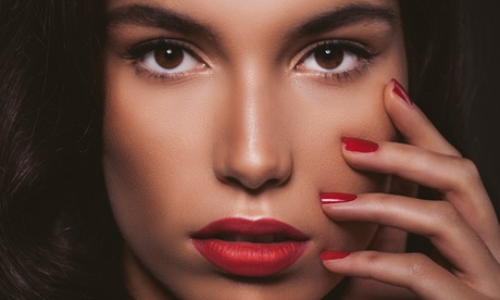 One or Two Eyebrow Waxes with Optional Chin and Lip Wax at Lipo Light South Bay (Up to 44% Off) 09a67eda-7106-4601-b475-c604e22852f7
