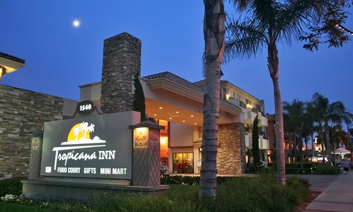 null - Los Angeles: Stay at Tropicana Inn & Suites in Anaheim, CA