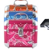 Jacki Design Cosmetics Train Cases