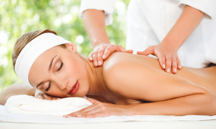 Skin Renewal Center - Downtown Core: One or Three 60- Minute Deep-Tissue Massages at Skin Renewal Center (Up to 57% Off)