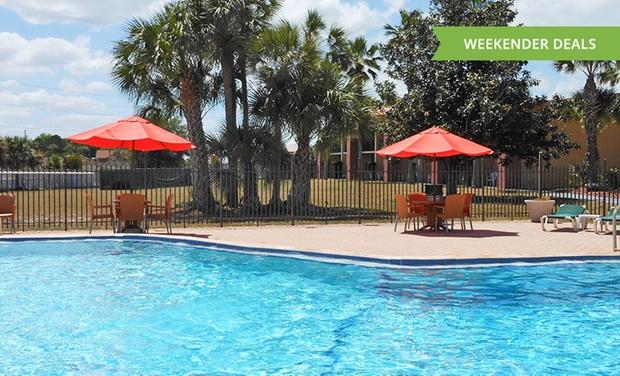 Ramada Davenport Orlando South - Davenport, Florida: Stay for Four at Ramada Davenport Orlando South; Dates Available into November