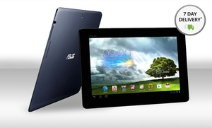 Asus 11.6 In. Touchscreen Laptop (q200e-bcl0803e) And 10.1 In. Tablet (tf300t-b1-bl) Bundle. Free Returns.