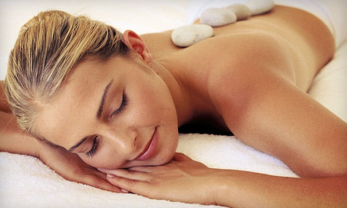 The Centerville Salt Room - Independence Square: $49 for a One-Hour Hot Salt-Stone Halotherapy Massage at The Centerville Salt Room ($100 Value)