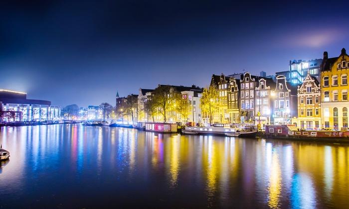 Groupon Amsterdam Hotel