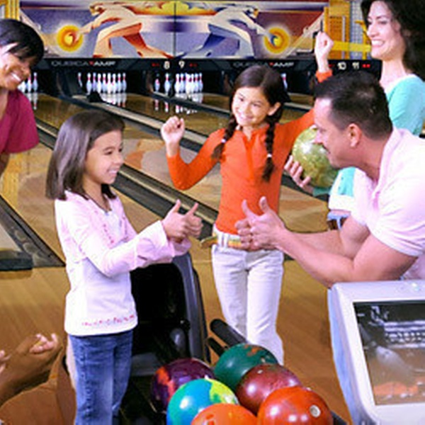 Bowling For Two Or Four Amf Bowling Centers Inc A Bowlmor Amf