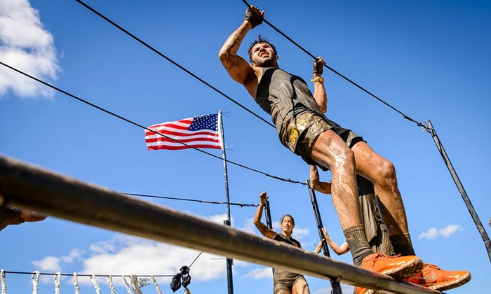 Civilian Military Combine - Amesbury Sports Park: Civilian Military Combine Obstacle-Race Entry for One or Two on Saturday, June 21 (45% Off)