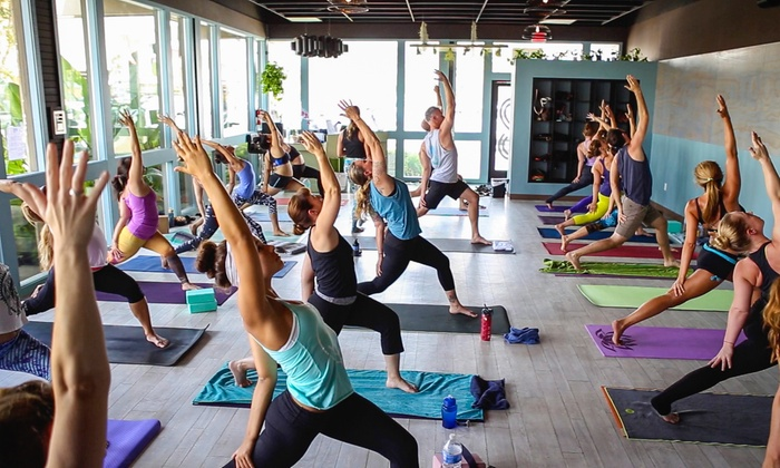 The House Of Yogi - The House of Yogi: Four Weeks of Unlimited Yoga Classes at The House of Yogi (71% Off)