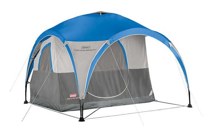 Coleman Transformer 2-Person Tent Coleman Transformer 2-Person Tent with Canopy ...  sc 1 st  Groupon : tent with canopy - memphite.com