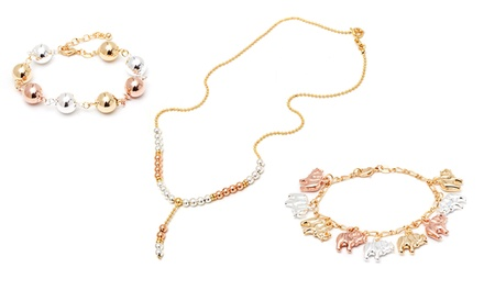 Ball Charm Bracelet or Necklace from $24.99–$26.99
