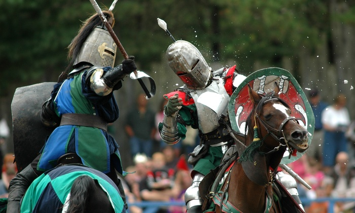 King Richard's Faire - Carver: Renaissance Fair for Two at King Richard's Faire (Up to 37% Off)