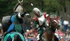 King Richard's Faire - Upper Cape: Renaissance Fair for Two at King Richard's Faire (Up to 37% Off)