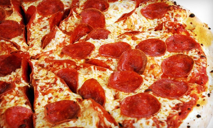 Zippy's Pizza Wings & Things - Northwest Harris: Jumbo House Pizza or $10 for $20 Worth of Pizza, Wings, and Sandwiches at Zippy's Pizza Wings & Things
