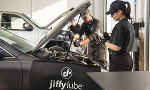 Jiffy Lube: Conventional, High-Mileage, or Pennzoil Platinum Synthetic Oil-Change Package at Jiffy Lube (Up to 52% Off)