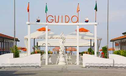 Tutti i deal e coupon di litorale toscano groupon - Bagno guido viareggio ...
