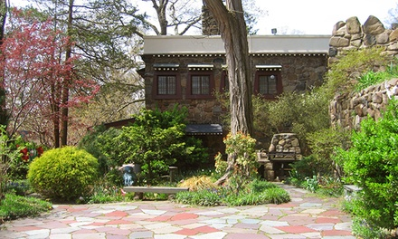 Admission, Tai Chi or Meditation Classes, or Membership at Jacques Marchais Museum of Tibetan Art (Up to 50% Off)