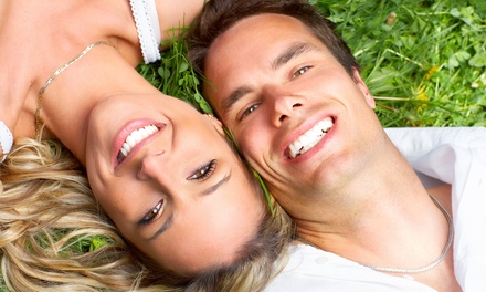 One or Two Teeth Whitening Treatments at BleachBright (Up to 62% Off)